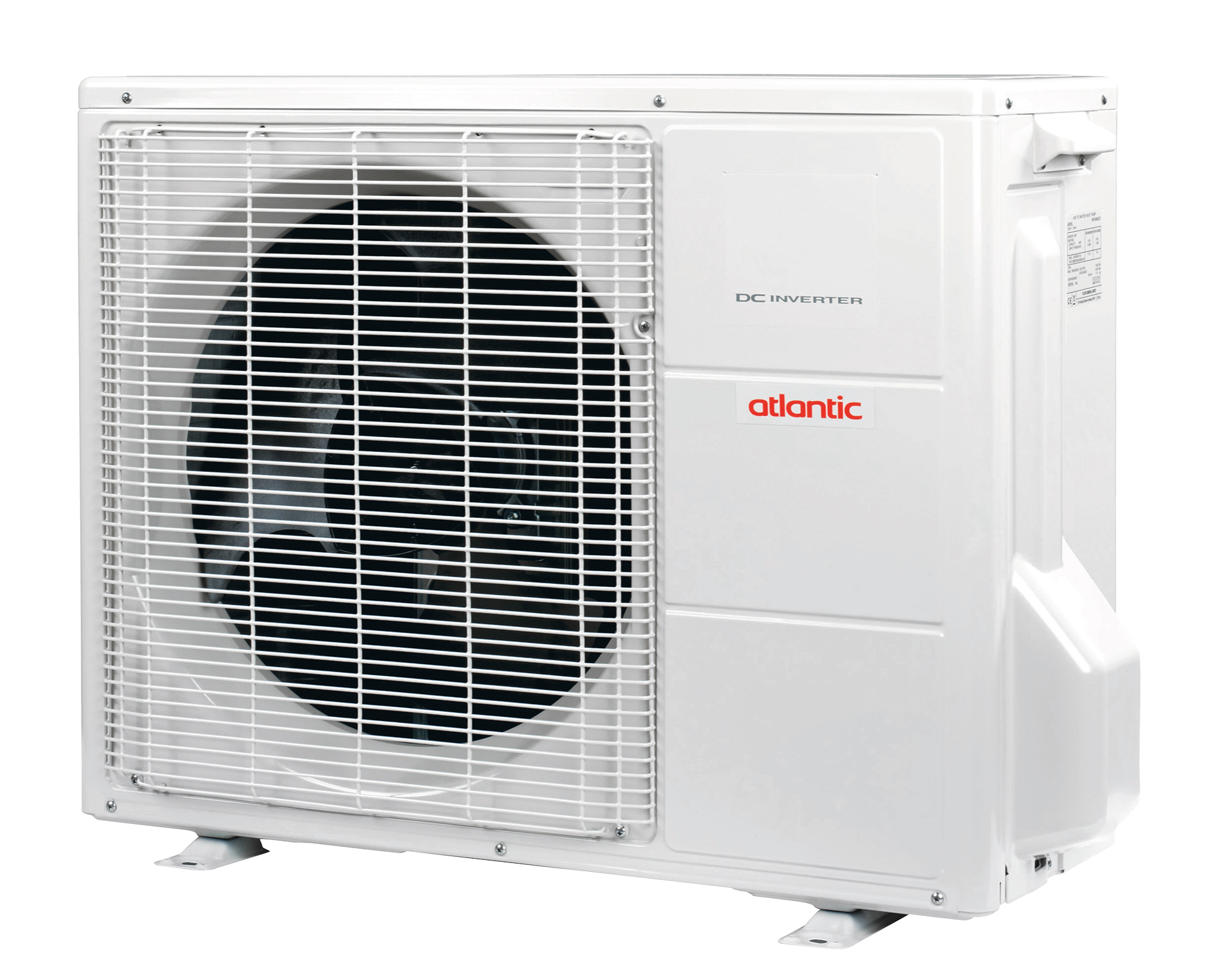 Alfea hybrid duo GAS outdoor unit 6-8kW
